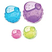 4 Pieces Wrap Fruit Silicone Lids Bowls Cups Food Cover Stretch Saver Wrap Kitchen Refrigerator Fresh Accessories