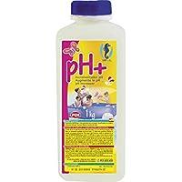 PQS - 161001 - Incrementador PH PQS especial piscinas. Botella 1 Lt