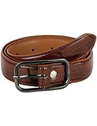 Tiekart women brown belt