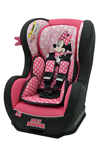 Image of Disney Minnie Mouse Cosmo SP Car Seat (Upto 4 Years)