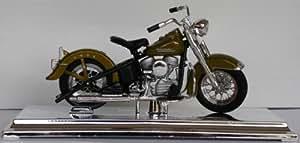Frecce modello Harley Davidson 195374FL Hydra Glide–Maisto 1: 18