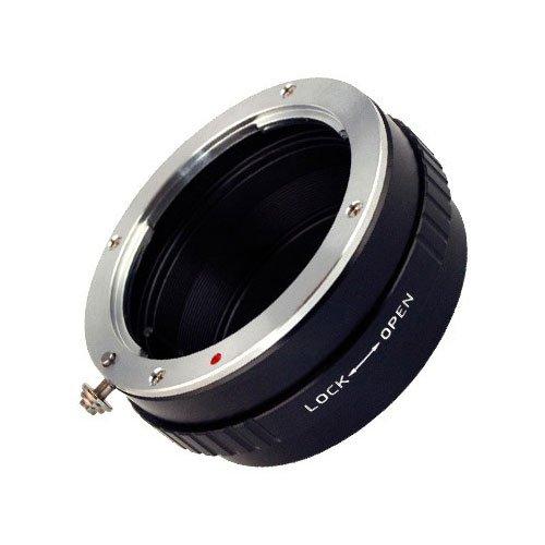 SIOCORE Adaptateur d'alimentation pour Sony Alpha/Minolta MD vers Sony E Bajonet Bajonet appareil comme Sony NEX et des dernières appareil photo Sony Alpha