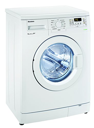 Blomberg WNF 6321 WE20 Frontlader Waschmaschine / A++ B / 0.746 kWh / 1200 UpM / 6 kg / 40 L / Display / AquAvoid / weiß