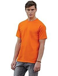 Fruit of the Loom T-Shirt S-XXXL in verschiedenen Farben L,poppy orange L,Poppy Orange