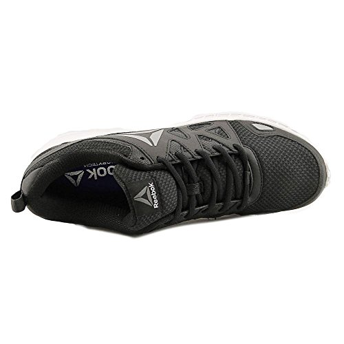 Reebok Supreme 3.0 MT Leder Laufschuh Black/Wht/Pwtr/Dust