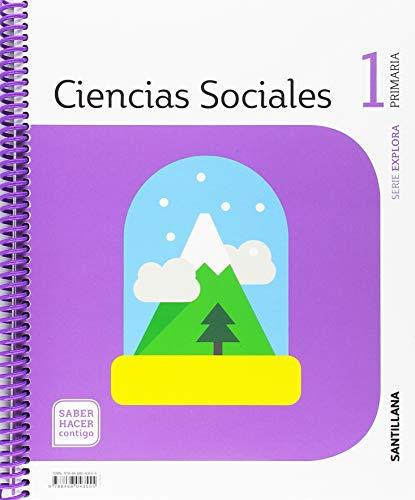 CIENCIAS SOCIALES 1 PRIM SABER HACER