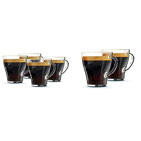 Tasses Senseo - Lot de 6 tasses à café