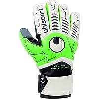 uhlsport Ergonomic Soft Graphite Goal Keeper's Gloves