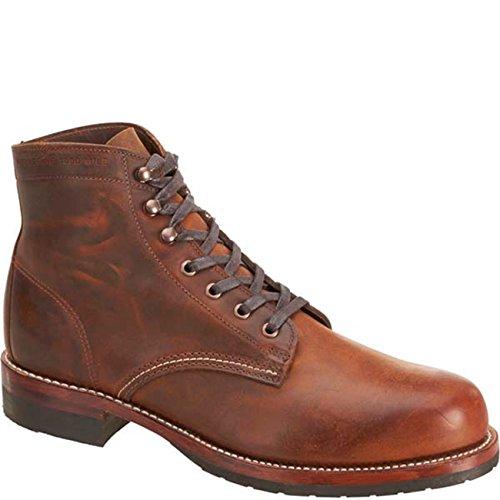 74229af1d04 WOLVERINE 1000 Mile - Premium-Boots EVANS - brown, Size:10