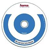 Hama Blu-Ray Reinigungsdisc (zur Beseitigung von Schmutz in Blu-Ray Laufwerken, Laser-Reinigungs Blu-Ray)