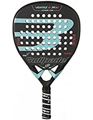 Pala de pádel de niños Vertex 2 Junior Girl 17 Bullpadel