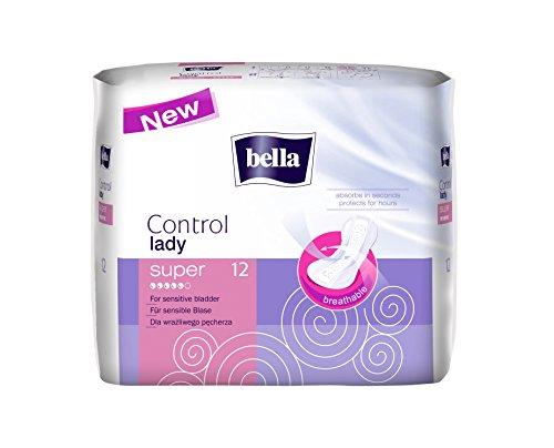 Bella Control Einlagen super, 2er Pack (2 x 12 Stück)