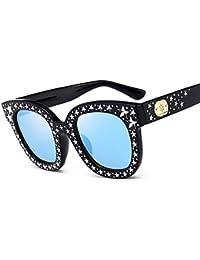 TIANLIANG04 Ojo De Gato Gafas Polarizadas Women Star Bastidor De Lujo De Moda Mujer Gafas De