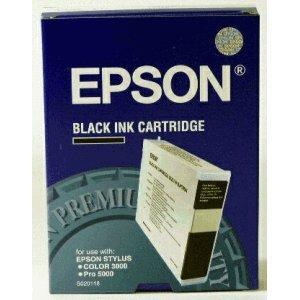 Epson cartouche d'encre d'origine pour epson c13S020118 noir
