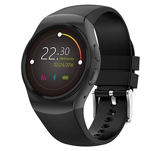 YINING Touch Screen intelligente Uhr,Schließen SIM-Kartenuhr/wasserdichte Anrufuhr des Sports/Offline-Zahlung an -