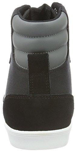 black Unisex High Hummel Top Canvas Duo Stadil erwachsene Slimmer Schwarz fxxwCRaq