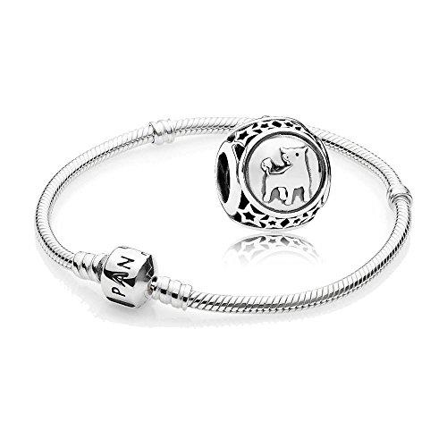original-pandora-starter-set-1-pandora-charm-bracelet-sterling-silver-590702hv-20-and-1-taurus-star-