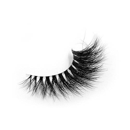 Arison Lashes 3D Mink Fur Fake Eye Lash Invisible Transparent