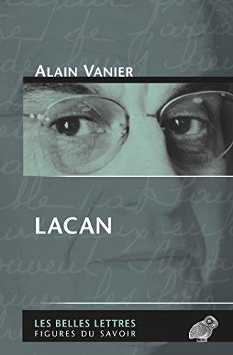 Lacan (Figures du savoir t. 11) par Alain Vanier