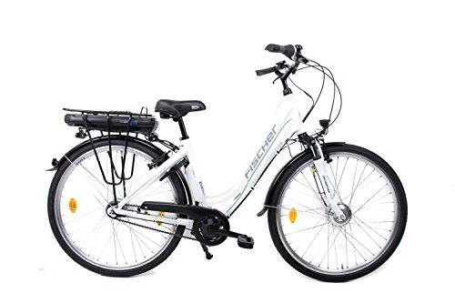 """28\"""" Zoll Fischer Elektro Fahrrad E-Bike Pedelec City Shimano Nexus 7 Gang 36V"""