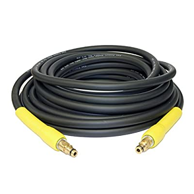 Kiam Power Products 10m High Pressure Hose Click Click Type for Karcher K Series Pressure Washers (K1, K2, K3, K4, K5, K6, K7) from KIAM POWER PRODUCTS