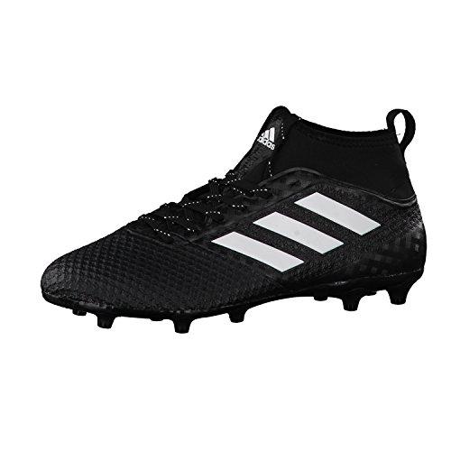 adidas BA8508 Ace 17.3 Primemesh, Scarpe da Calcio Uomo, Nero (Cblack/Ftwwht/Ngtmet), 40 2/3 EU