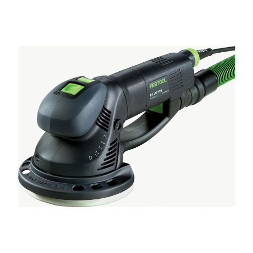 Festool Exzenterschleifer Rotex FEQ PLUS 1 Prinzip