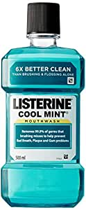 Listerine Coolmint Mouthwash - 500 ml