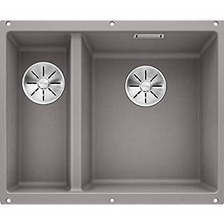 Blanco Subline 340/160-U 523560Kitchen Sink alumetallic