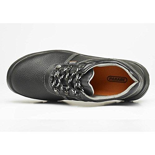 SIRIA Chaussures de Sécurité S3 Homme Noir