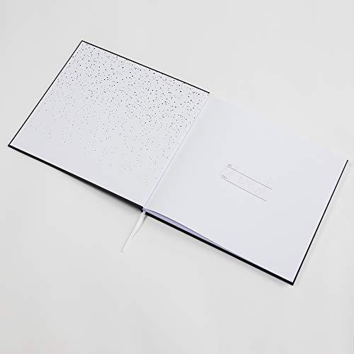 """JO & JUDY Hochzeitsgästebuch """"Our Wedding"""" mit Fragen zum Ausfüllen - 4"""