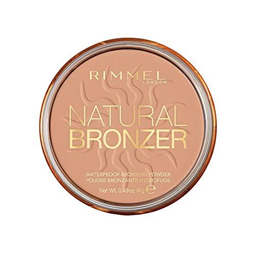 RIMMEL LONDON Natural Bronzer - Sunshine - Natural Bronze Body Lotion