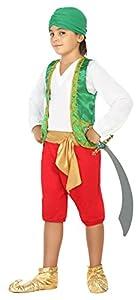 Atosa- Disfraz Árabe, 7 a 9 años (22530)