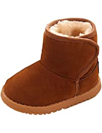 Zapatos bebé Niña Niño Amlaiworld Botas de bebé de invierno Zapatos calientes de nieve 1 - 3 Años