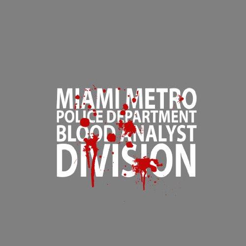 MMPD Blood Analyst - Stofftasche / Beutel Grün
