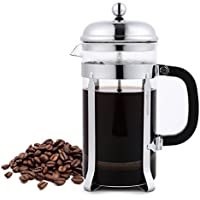 DRAGONN french press stampa francese e caffè - in acciaio inox - 8 Coppa /1.0 L