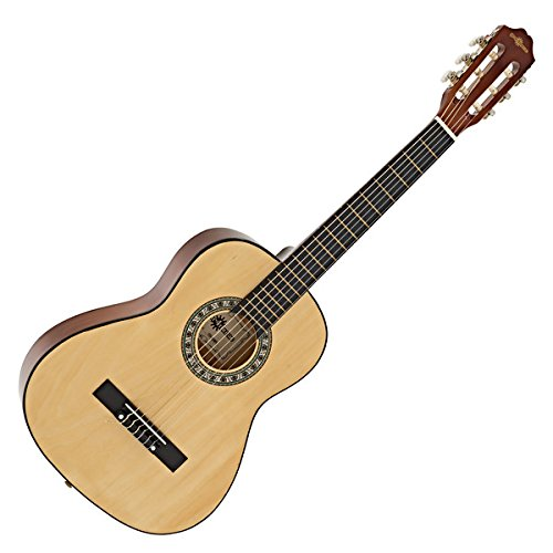Guitarra Espanola de 3/4 de Gear4music Natural