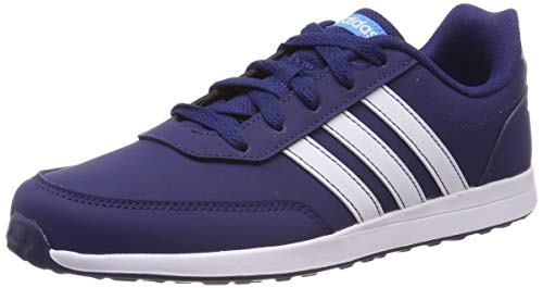 adidas Vs Switch 2 K, Scarpe da Running Unisex Bambini, Blu Dark Blue/Ftwr White/Shock Cyan, 38 EU