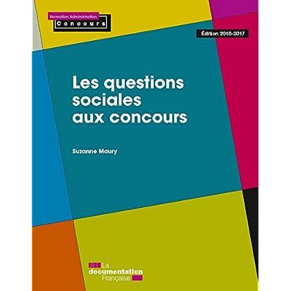Les questions sociales aux concours (Formation Administration Concours)