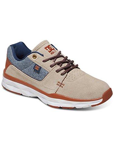 DC Shoes Player SE - Chaussures pour Homme ADYS100113 Bleu - Blue/Brown/Blue