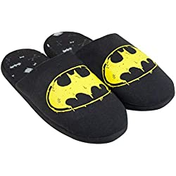 DC Comics Batman Logo Men's Slippers (EU 42)