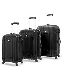 Wenger Luggage Reisegepäck PC Lite 4-Rollen Trolley-Set 3-tlg.