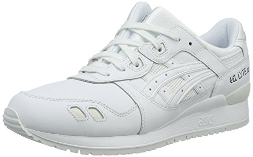 Asics Hl6a2, Chaussures Mixte Adulte Blanc