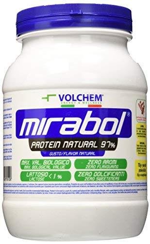 Isoliertes Protein Blend (VOLCHEM MIRABOL PROTEIN 97% 750 GR Naturale)