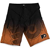 "Philadelphia Flyers NHL ""Gradient"" Men's Boardshorts Swim Trunks"