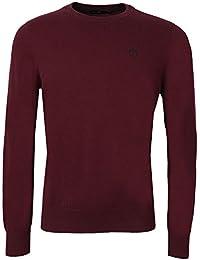 Henri Lloyd Plain Lightweight Knitted Jumper - Moray