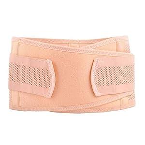 Aivtalk Women's Hip Shaper Pelvis Support Belt Hip Sacroiliac Pain Relief Correct Brace Binder Band Postpartum Recovery Pelvis Belt Maternity