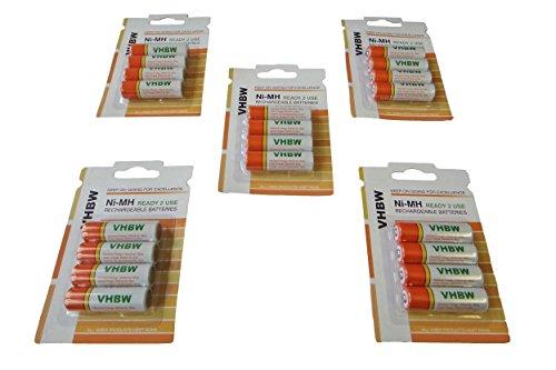 lot-20-piles-rechargeables-vhbw-aa-mignon-hr6-lr6-pour-fujifilm-finepix-s4080-s4200-s4300-s4400-s450