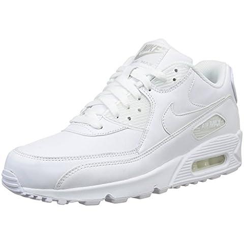 Nike Air Max 90 Leather - Zapatillas de running, Hombre