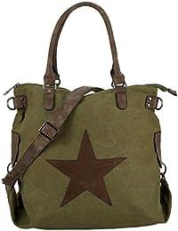 ff609f6d2a87f Suchergebnis auf Amazon.de für  Handtasche Stern - Handtaschen ...